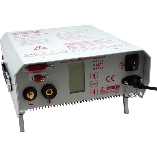 lead-acid battery charger / gel / AGM / VRLA