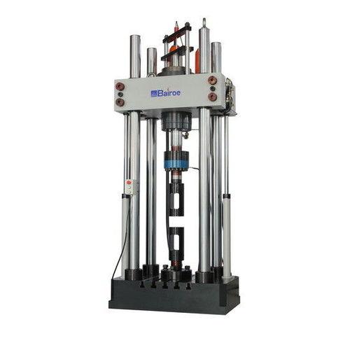 fatigue testing machine / tension and compression / precision / dynamic
