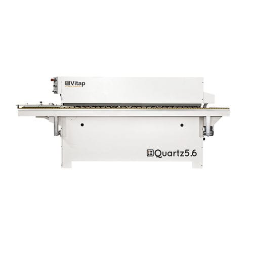 automatic edge-banding machine / for panels
