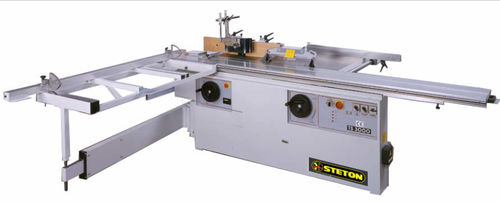 sliding table saw / automatic
