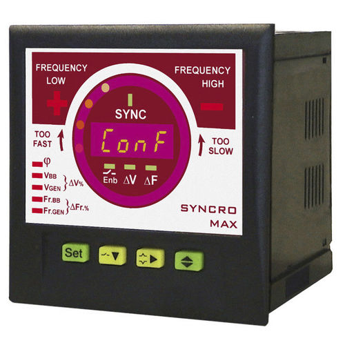 frequency monitoring relay