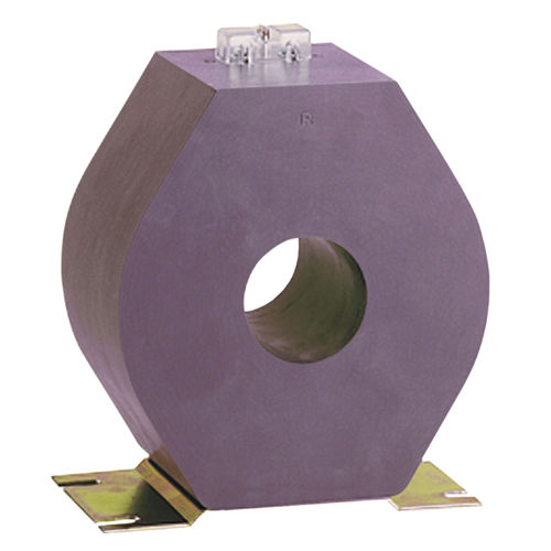 instrument transformer / current / encapsulated / cast resin