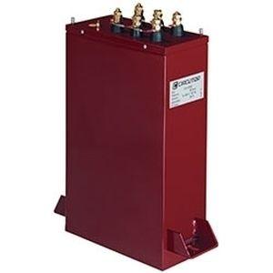 encapsulated capacitor