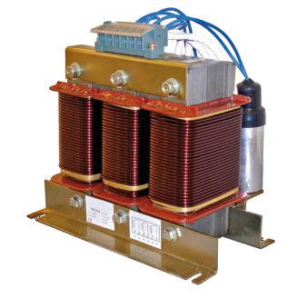 high-pass electronic filter
