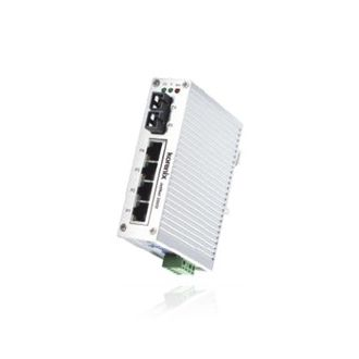 unmanaged ethernet switch / 5 ports / DIN rail / RJ45
