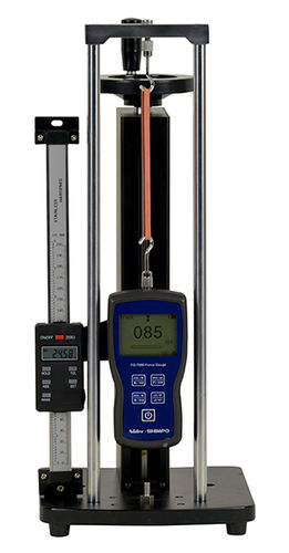 compression test stand / tensile / tension/compression / force