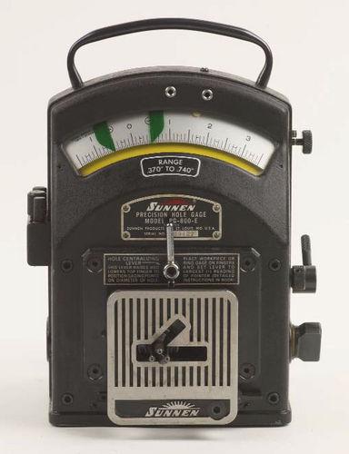 gauge measuring system