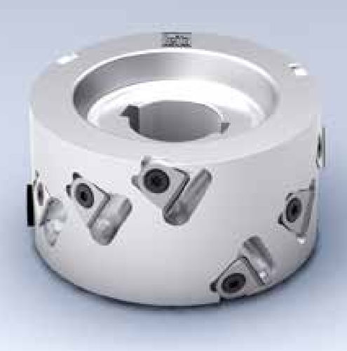 double-end milling cutter