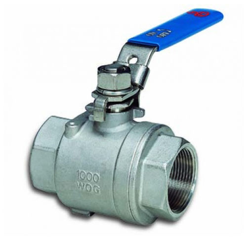 ball valve / lever / control / for water