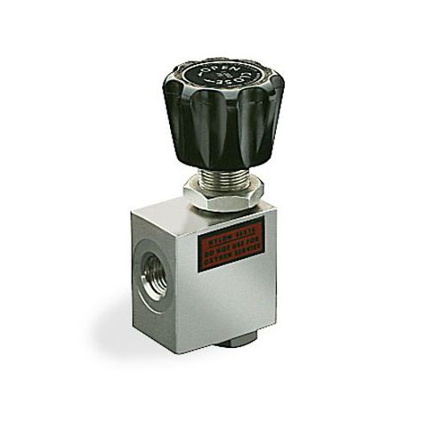 globe valve / manual / shut-off / for gas