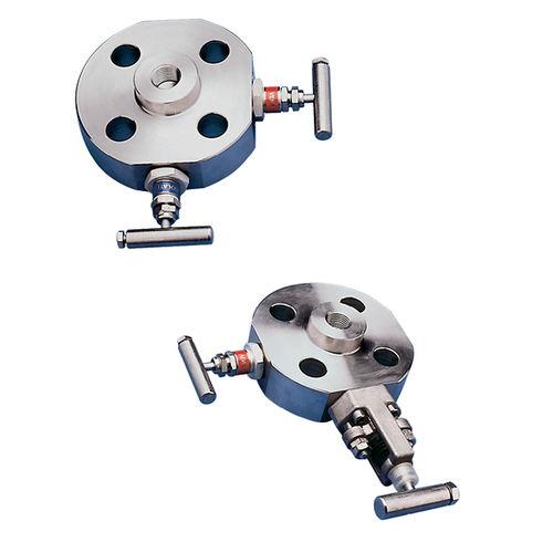 instrumentation valve / needle / manual / isolation