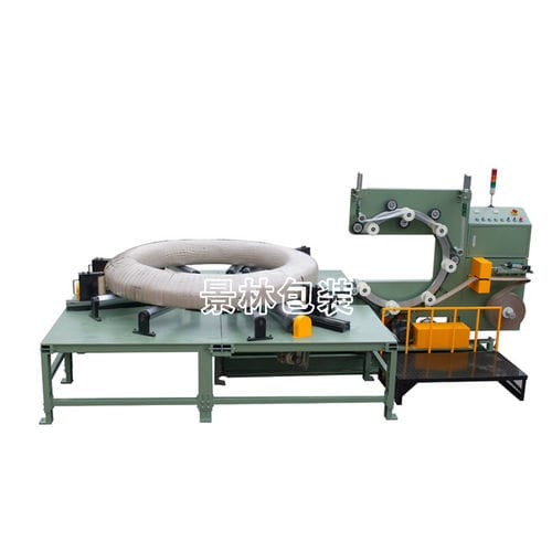 PLC-controlled packing machine