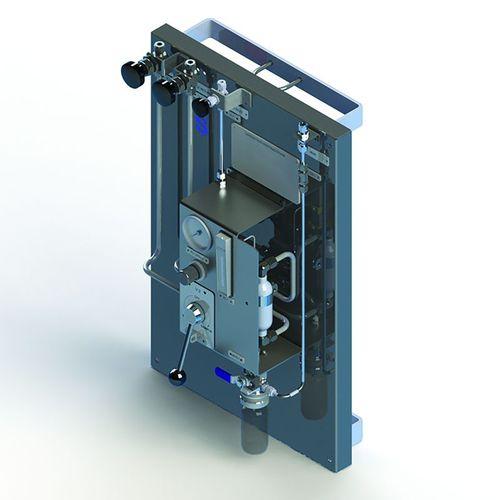 liquid sampler / slurry / fixed-volume