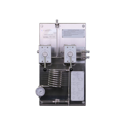 gas sampler / automatic