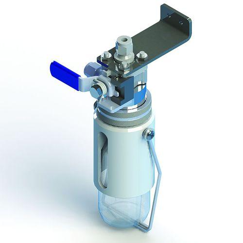 liquid sampler / slurry