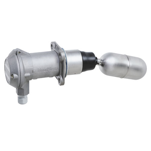 magnetic float level switch / for wastewater / for slurries / maintenance-free