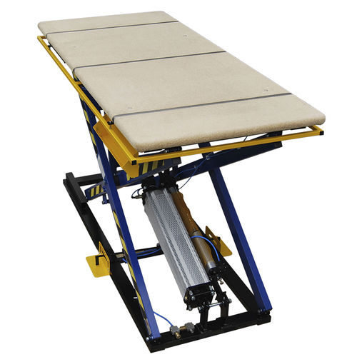 scissor lift table - REXEL