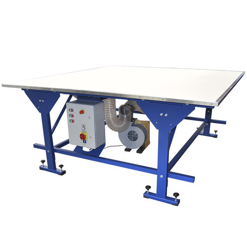 fabric cutting table / air cushion / for cutting rooms