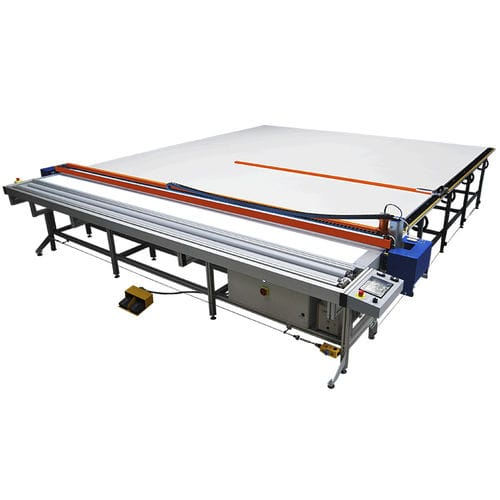 fabric cutting table - REXEL