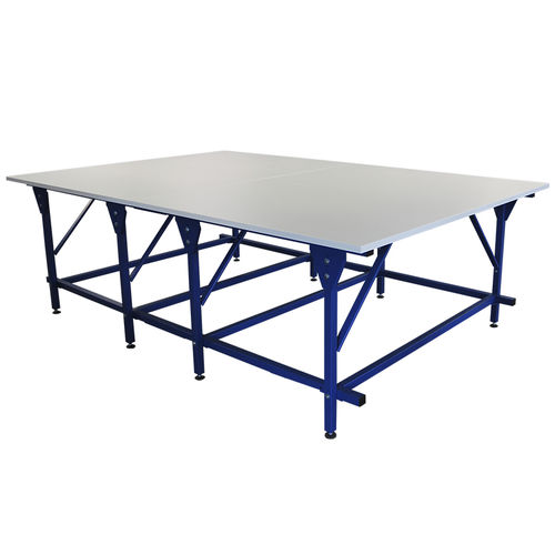 fabric cutting table / air cushion / for fabric padding