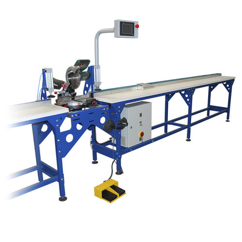 length measuring system / control / continuous