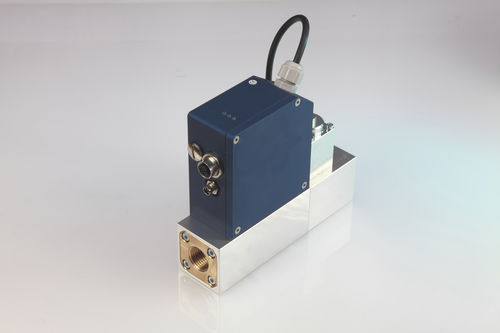 thermal mass flow controller / for gas / digital