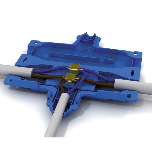 insulated cable joint / self-extinguishing / waterproof / halogen-free