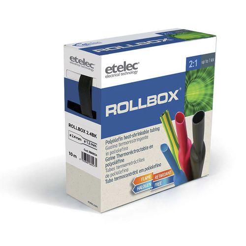 protection sleeve / heat-shrinkable / insulating / tubular