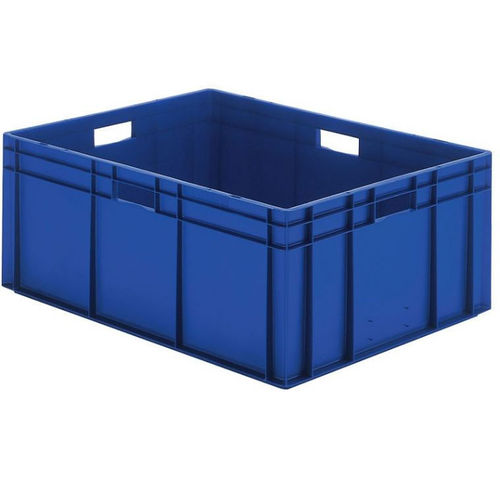 HDPE crate / storage / transport / stacking