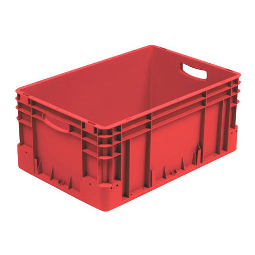 PP crate / handling / stacking / with handles