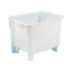 HDPE crate / storage / stacking / interlocking