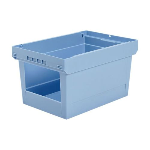 PP crate / transport / with lid / with handles