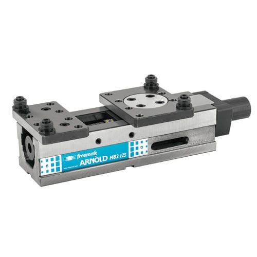 machine tool vise / vertical / horizontal / high-pressure