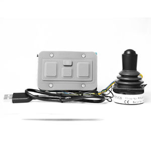 USB HID remote control / joystick / rugged / for harsh environments