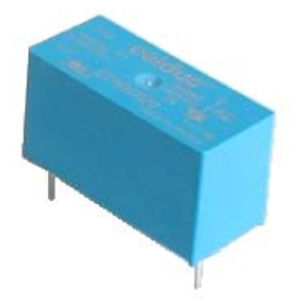 power solid state relay / miniature / for printed circuit boards
