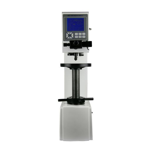 Brinell hardness tester / benchtop / for non-ferrous metals / for steel