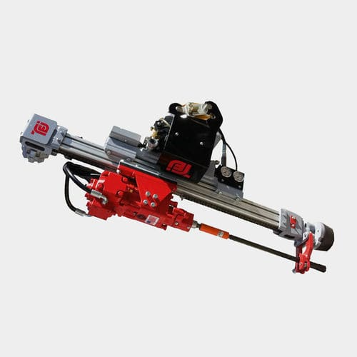 hydraulic drilling unit