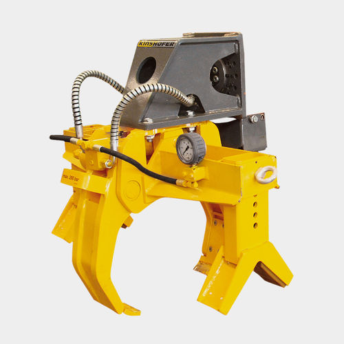bunching grab / hydraulic / for excavators