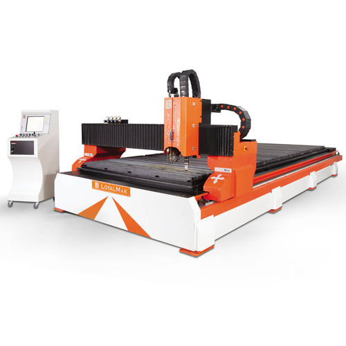 plasma cutting machine / for steel / CNC / for heavy-duty applications