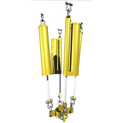 riser tensioner / hydraulic