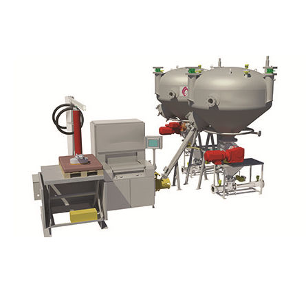 drilling fluid mixing system