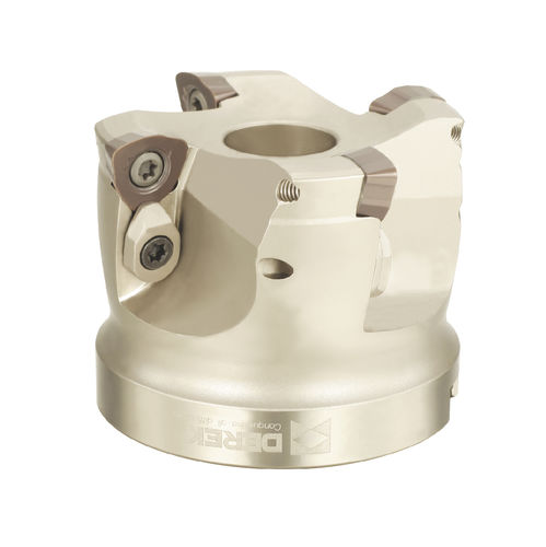 shell-end milling cutter