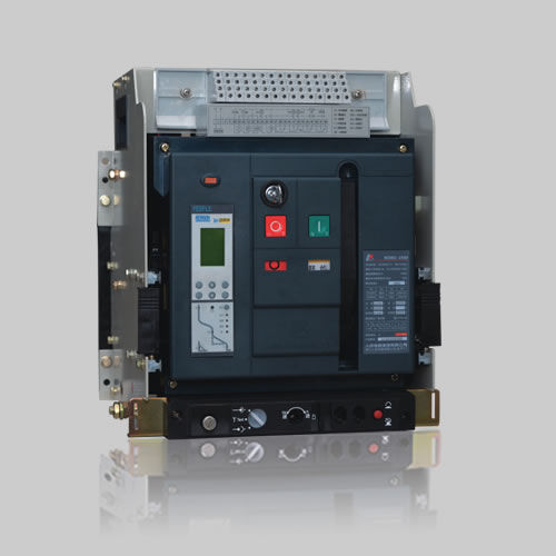 air-operated circuit breaker / short-circuit / power / overload