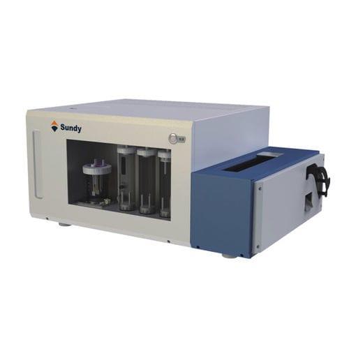 sulfur analyzer / coal / elemental / benchtop