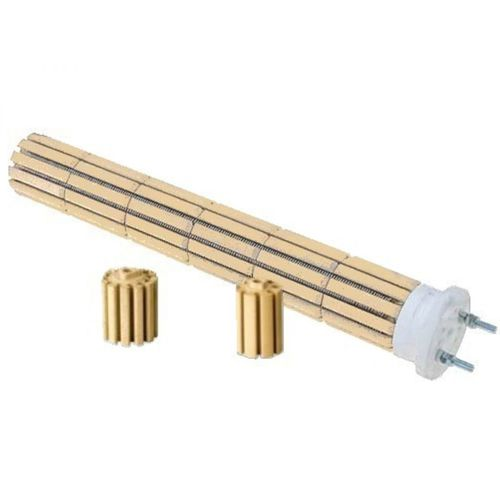 tubular heating element / ceramic / for liquids and gases