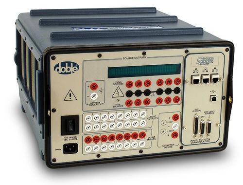 voltage amplifier / current / benchtop