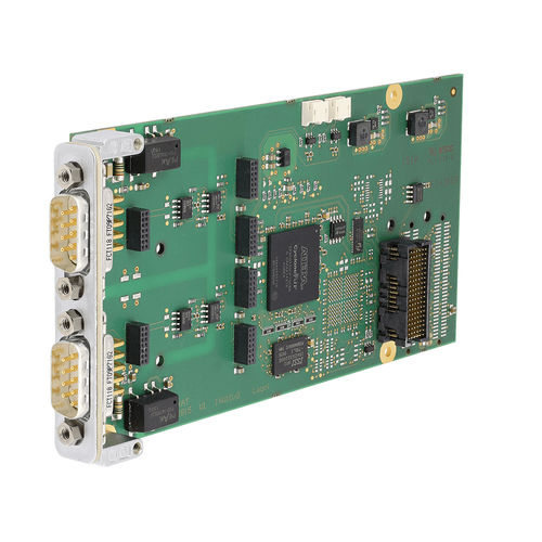 XMC interface card / CAN / industrial
