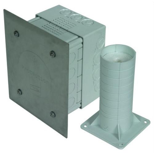 flush-mount junction box