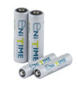 Ni-MH rechargeable battery / cylindrical