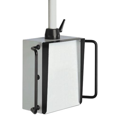 control box handle